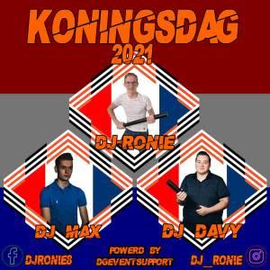 DJ-Ronie komt op Koningsdag met een livestream