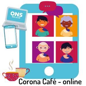 Eerste Coronacafé is een feit