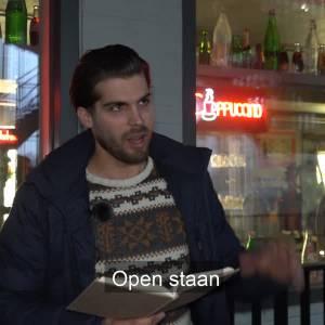 Stadsdichter Rick Terwindt: 'Open staan'