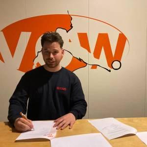 Patrick Cissen nieuwe hoofdtrainer VOW