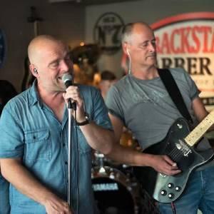 Kings and Jokers met blues en rock in Afzakkerij