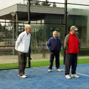 Met minder puf toch tennissen bij De Krekel in Mariaheide