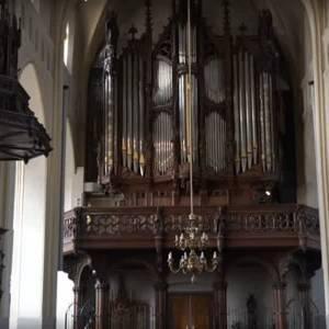 Orgelconcerten Schijndel beginnen weer