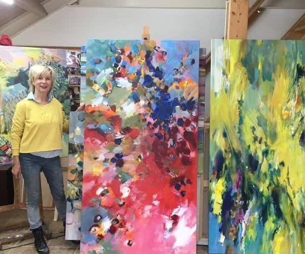 Maria Kemps exposeert in Dutch Art House