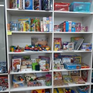 SWOPshop weer open om speelgoed te ruilen