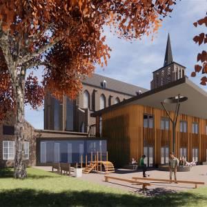 Gemeente werkt mee aan ombouw kerk Eerde naar school