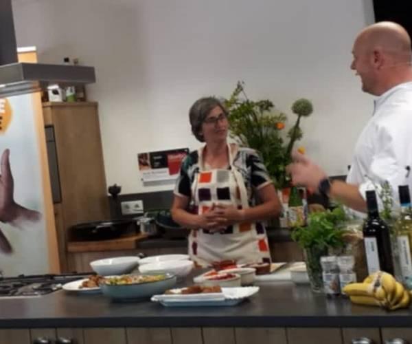 Kookprogramma: Zomerse ingrediënten recht uit de tuin