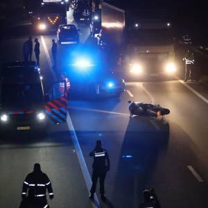 Speurtocht naar motorrijder die verdween na ongeluk