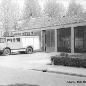 2019: 125 jaar brandweer Schijndel