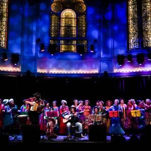 Schijndels koor Betje Wolff in Paradiso in Amsterdam