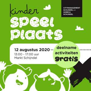 Hitte: kinderfeest in Schijndel vervroegd