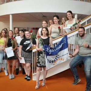 Prachtige examenresultaten Fioretti College