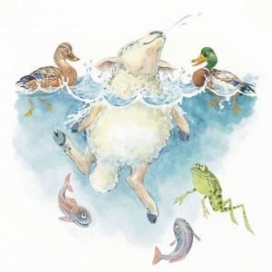 Presentatie Prentenboek 'Het Waterschaap' in Bibliotheek Veghel