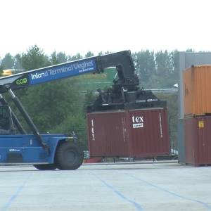 Inland Terminal Veghel neemt terminal Oss over