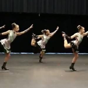 Familiedag Dansvereniging Sunrise toch leuk ook als was er geen familie (video)