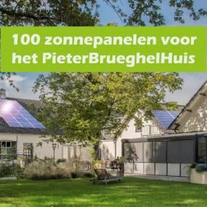 Pieter Brueghelhuis start crowdfund-actie
