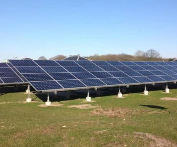 WOB verzoek actiegroep zonneparken
