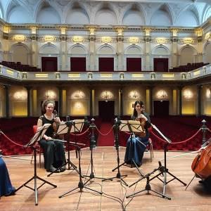GoYa Quartet eert Beethoven in Uurtje Klassiek