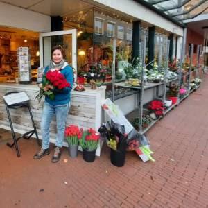 Bloemenverkoop buiten mag doorgaan ondanks lockdown
