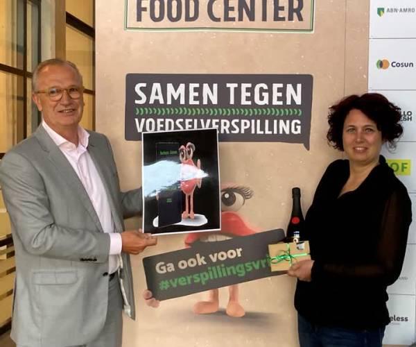 Dubbel duurzame Barbara is Verspillingsvrije Held