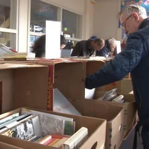 Boeken- en Platenbeurs in Sint-Oedenrode