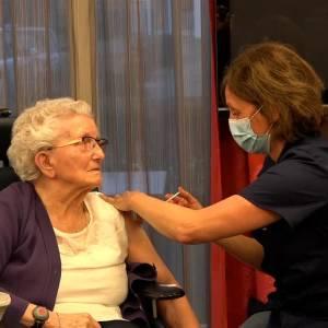 BrabantZorg start laatste vaccinatieronde voor bewoners