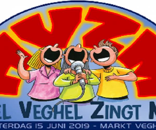Heel Veghel Zingt Mee verzet, géén Vaderdag Vlooienmarkt