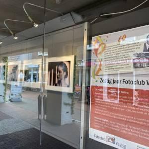 Fotoclub Veghel exposeert in etalage