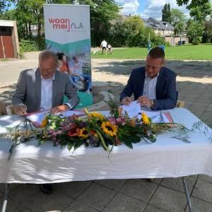 Hart wil bewoners Boschweg horen over buurthuis en woningen
