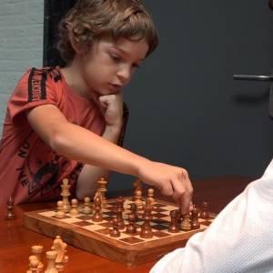 Gratis schaakles in RAADhuis Schijndel
