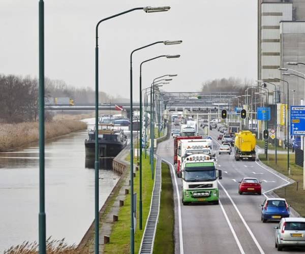 Van den Bosch verzelfstandigt planning bulktransport