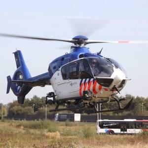 Politie zoekt in Rooi met heli naar vermist meisje