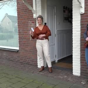 Bloemetjesactie Welzijn de Meierij (VIDEO)