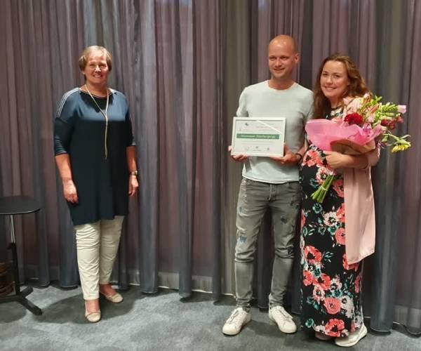 Startersprijs voor ombouw van boerderij naar buitengoed