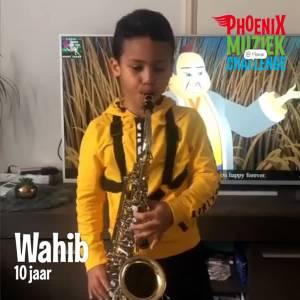 Prijs met de Phoenix Muziekchallenge@Home