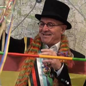 Ludieke kwis voor burgemeester in plaats van sleuteloverdracht