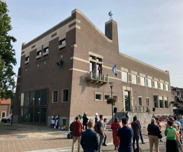 RAADhuis Schijndel officieel geopend