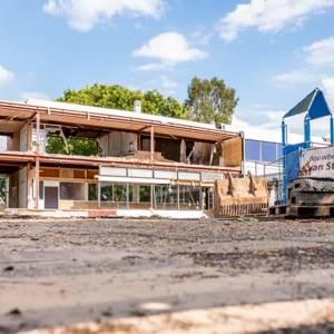 Sloop school Nijnsel vertraagd door asbest