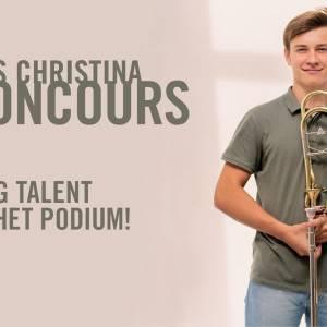 Jong klassiek talent Diana Pivak dingt mee naar hoogste eer