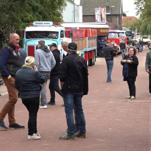 Oldtimer Truckfestival in Veghel