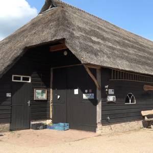 Bliksem slaat in bij Schaapskooi Schijndel