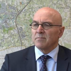 Burgemeester Kees van Rooij over corona: zorgen en trots