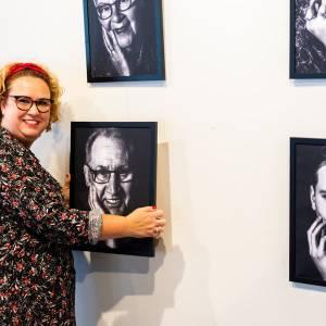 HANDtekening: bijzondere portretten bij Creatief Rooi