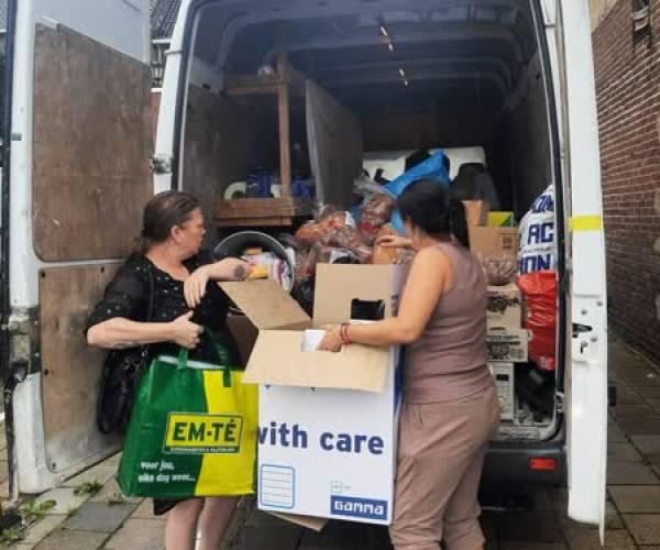 Hulpactie voor slachtoffers overstroming komt vanuit Meierijstad op stoom