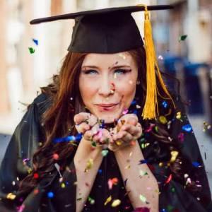 Dik verdiend diploma toch feestelijk uitgereikt