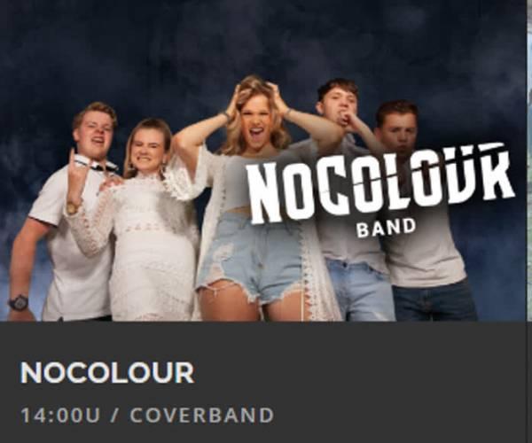 Band NoColour geselecteerd voor online festival People4music