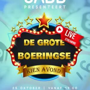 Online kienavond in Boerdonk