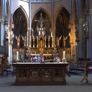 Franciscusparochie Veghel gaat op YouTube uitzenden